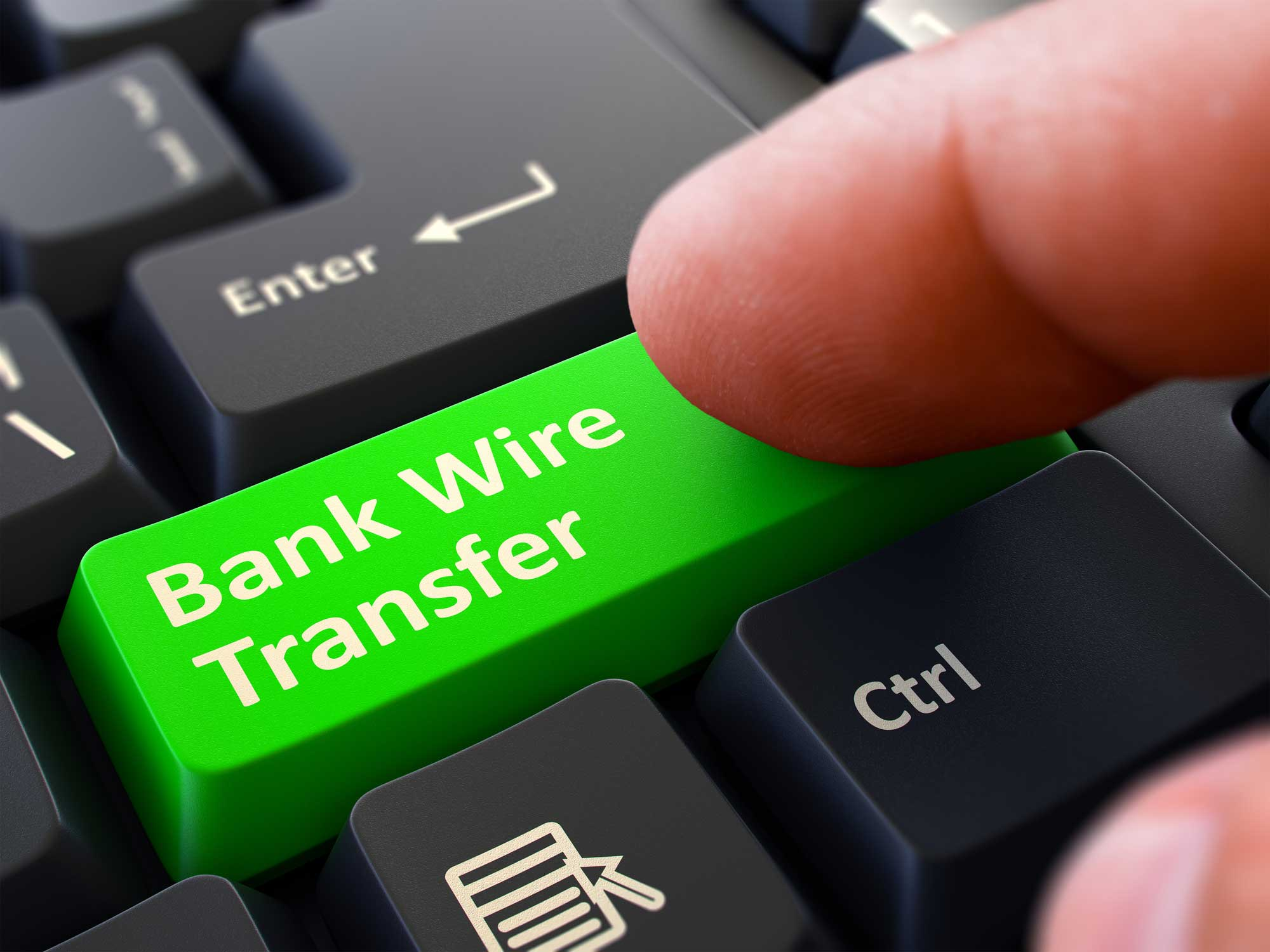 How to wire your money to MyConstant via Prime Trust