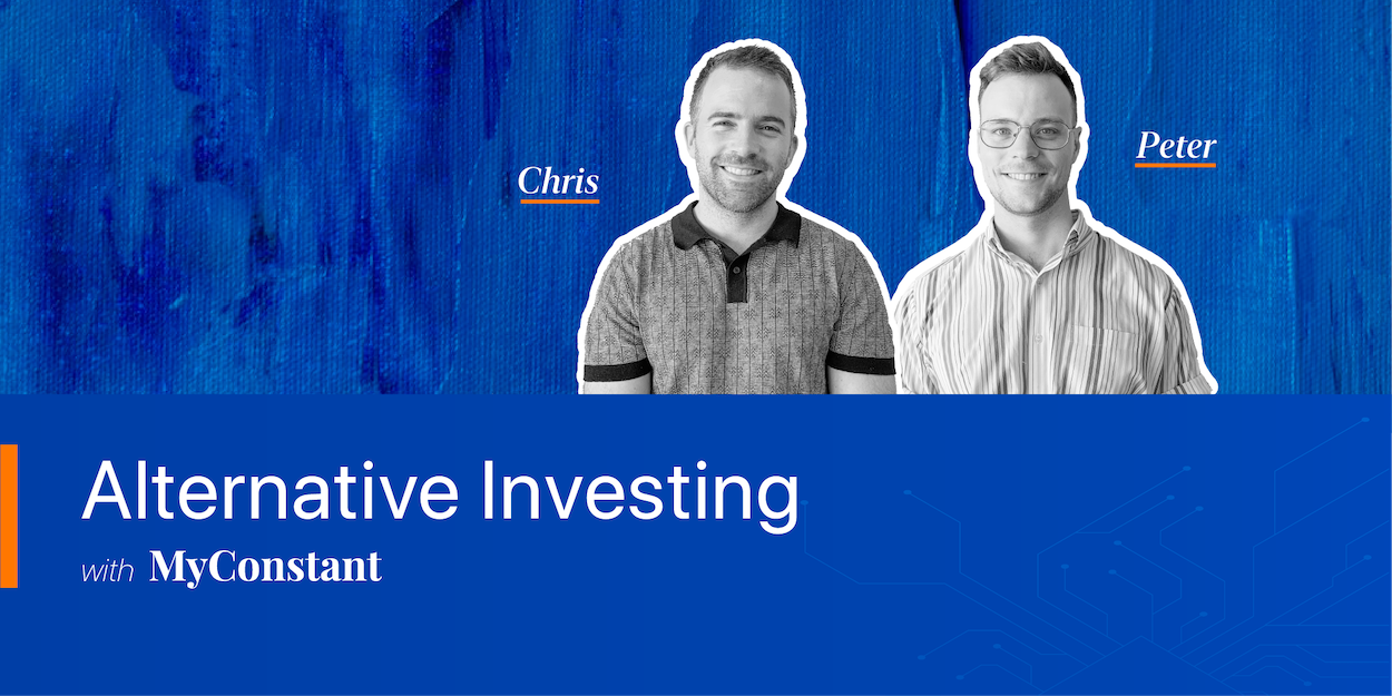 Enrich your mind (and pocket!) with our new alternative investing podcast