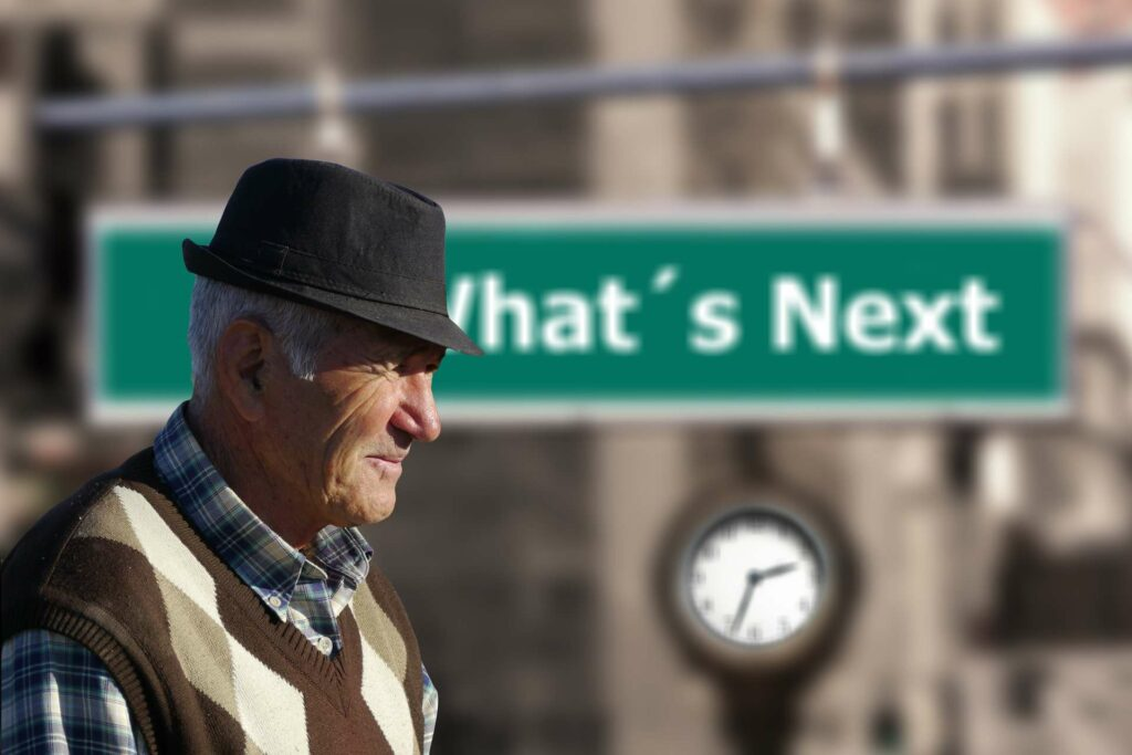 You should be investing after retirement
