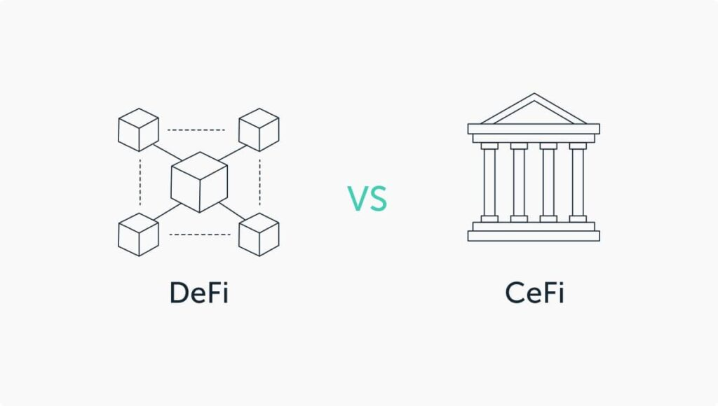 Centralized vs decentralized lending — the choice depends on your individual preferences