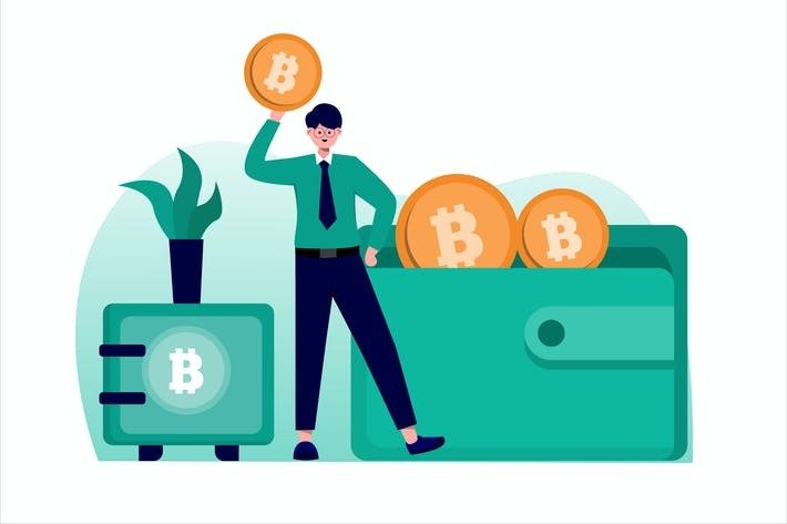 """If you're asking yourself, """"What type of crypto wallet should I use"""" maybe consider cold storage for a secure solution."""