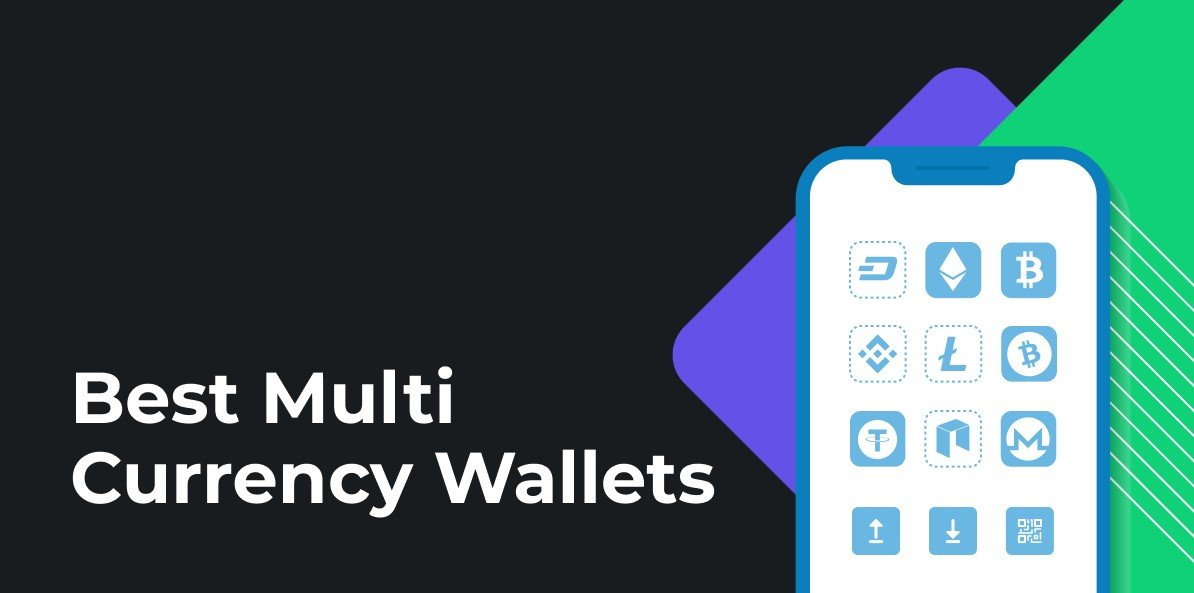 5 Best multiple cryptocurrency wallets in 2021