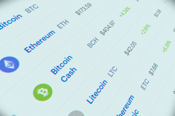 You can store many different kinds of coins on an exchange and trade them freely