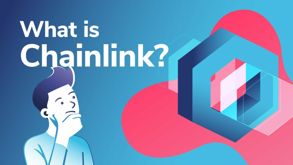 Chainlink coin helps improve smart contract interconnectivity and data