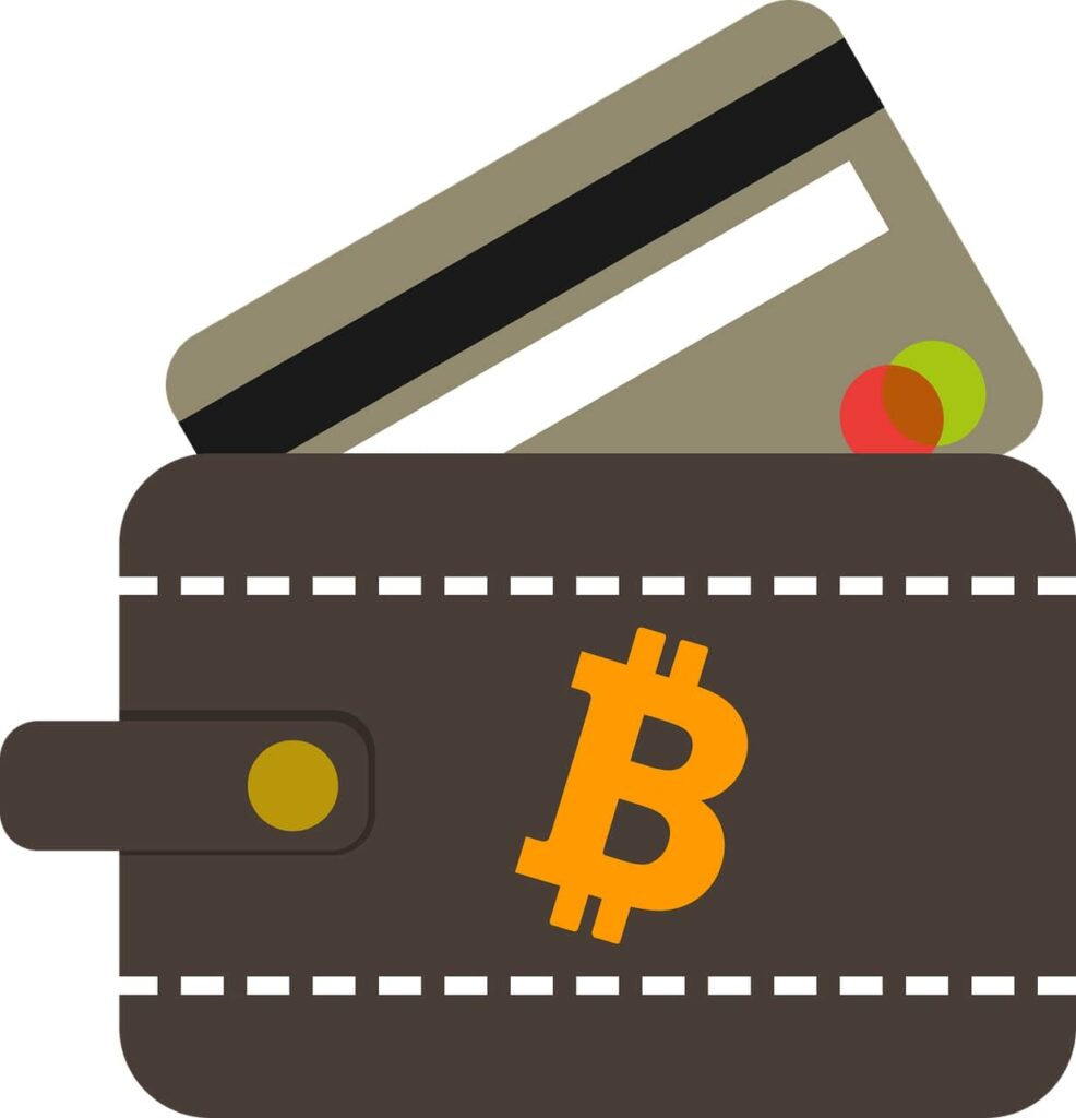 You can earn interest on Bitcoin with a crypto wallet with interest