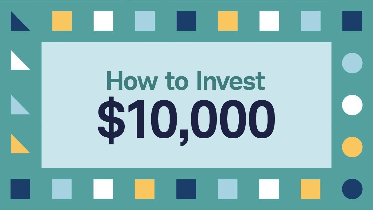 The Best Investments IDeas for $10,000 in 2021
