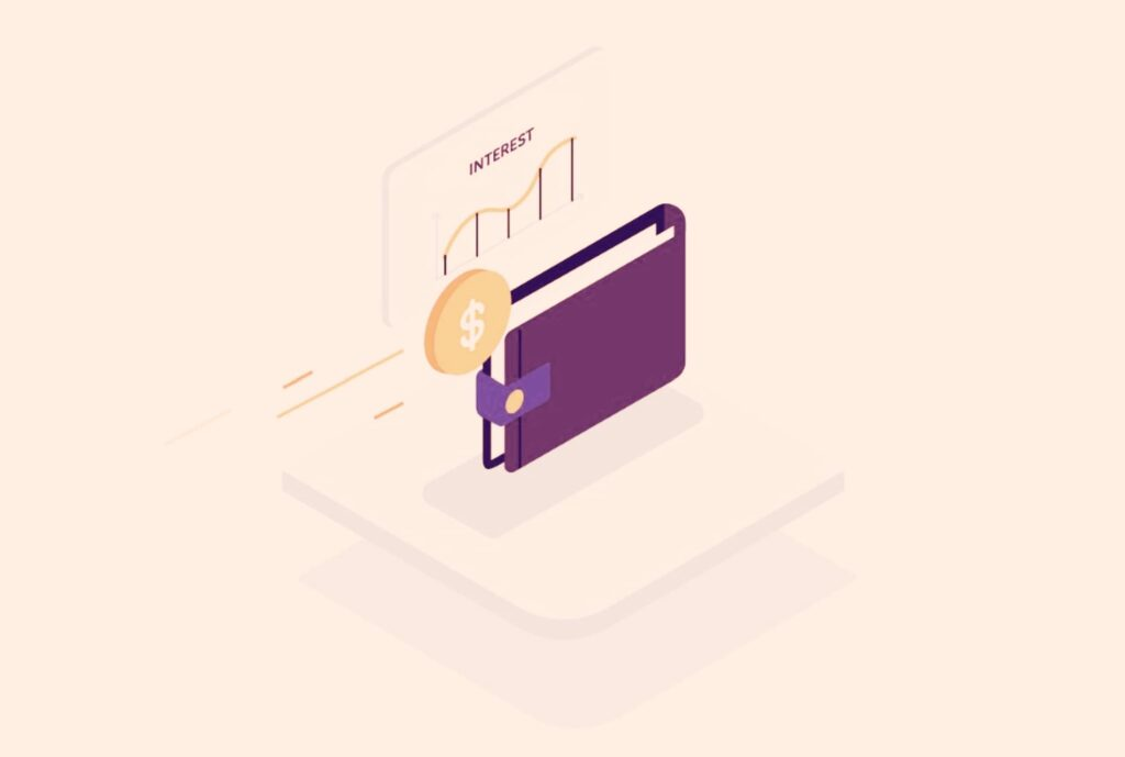 Modern blockchain tech lets you earn interest on your crypto, even from your wallet