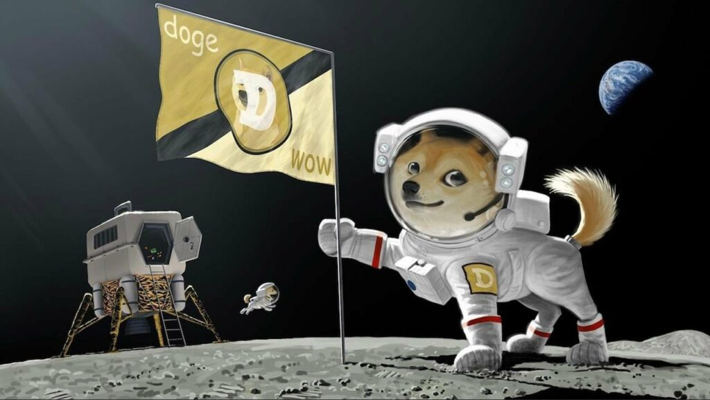 DOGE experienced a meteoric rise in 2021 largely on the back of increased BTC adoption and online support