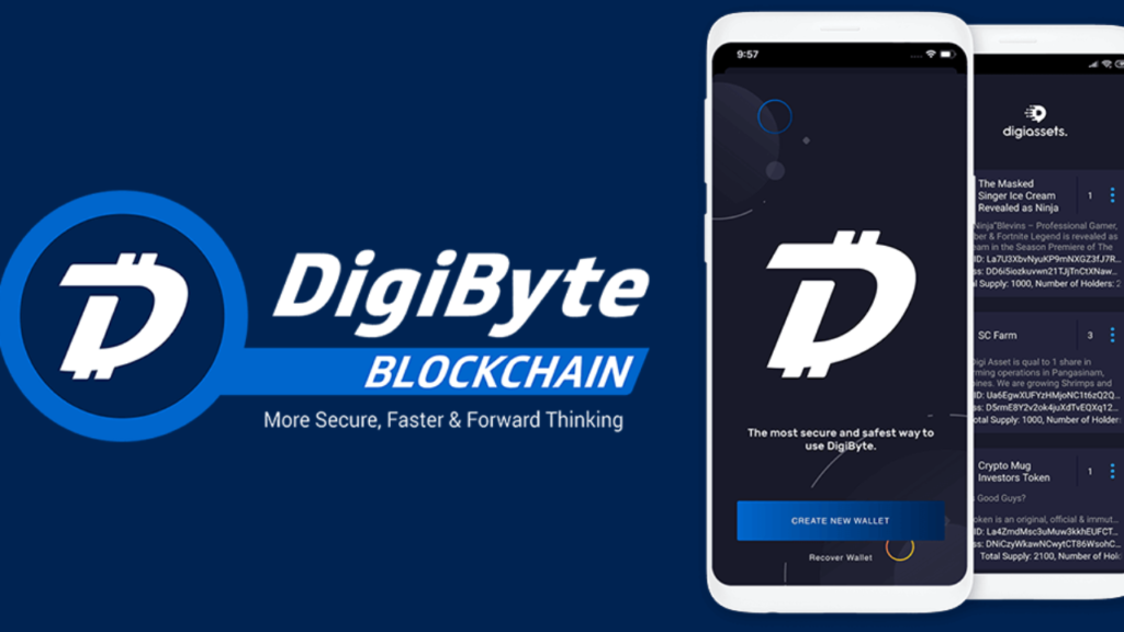 DigiByte is aiming to be faster, more scalable, and more secure than its competitors