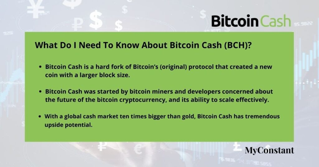 Supporters of Bitcoin Cash believe that peer-to-peer electronic cash is a useful tool for greater economic freedom