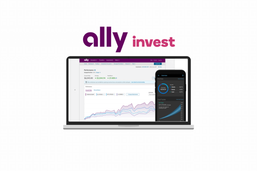 Ally Invest is an accessible alternative for trading shares and stocks