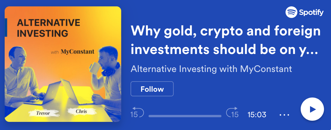 Why Crypto and Foreign Investments Should Be on Your Radar
