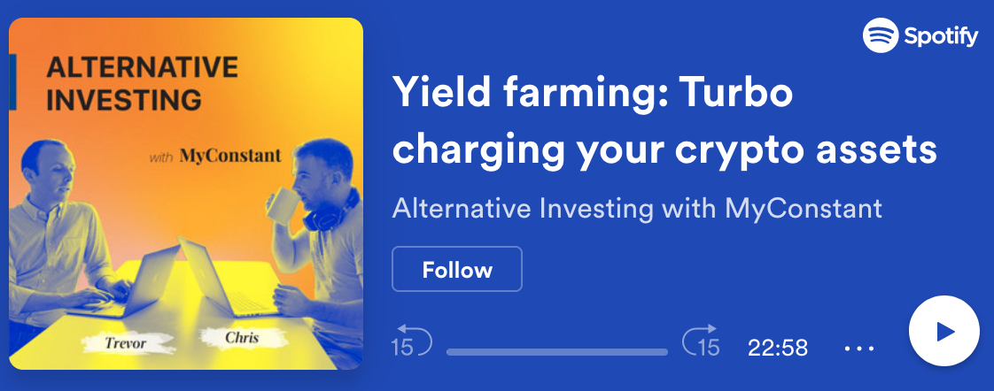 Yield Farming: Turbo Charging Your Crypto Assets