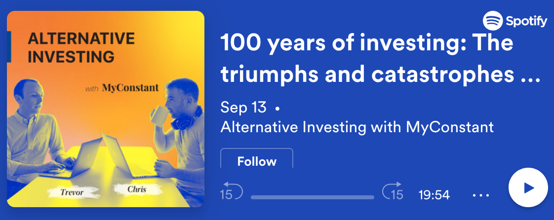 100 years of investing: The triumphs and catastrophes that changed investments forever—part II