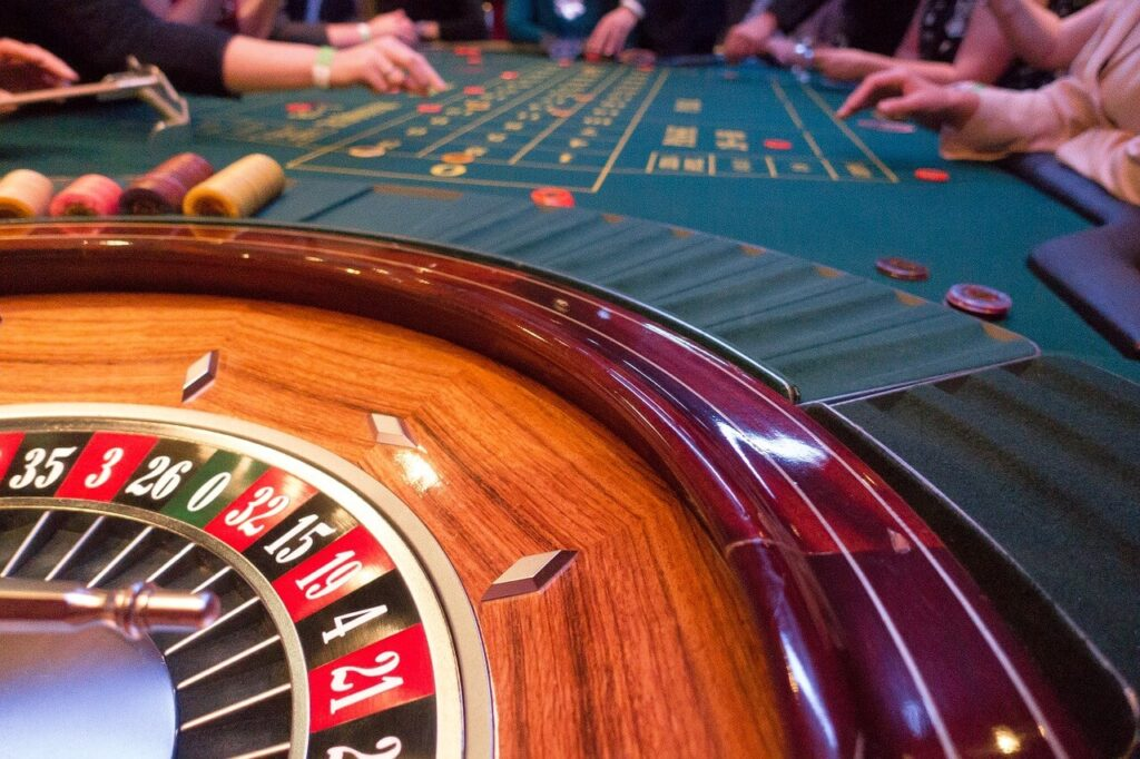 It's important to understand the lottery is a game of chance, like roulette.