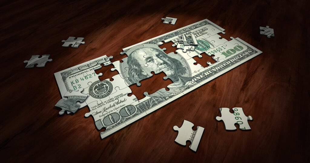 Building a healthy financial mindset is like putting together a puzzle, but no puzzle is the same for everyone.